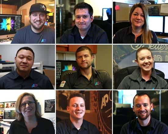 AP Corp Employees