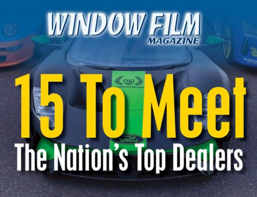 "AP Tinting Featured in Window Film Magazine's ""Top 15 to Emulate"""