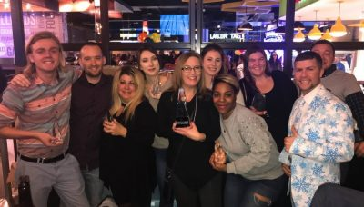 Annual Absolute Perfection 2018 Christmas Party