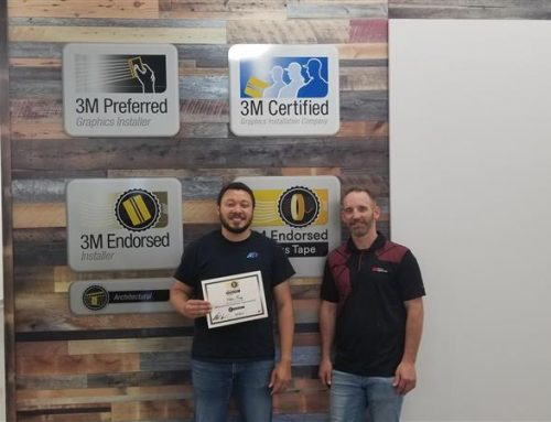 AP Officially Among Most Certified 3M Installers Nationwide