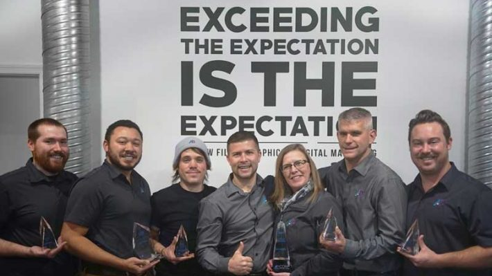 team award photo best tinting company in Washington, DC and beyond